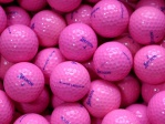 Srixon Soft Feel Lady Pink - Qualit�t: AA / A