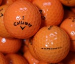 Callaway Supersoft Orange