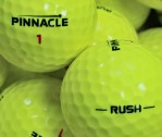 Pinnacle Rush Gelb