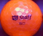 Wilson Staff Fifty Orange